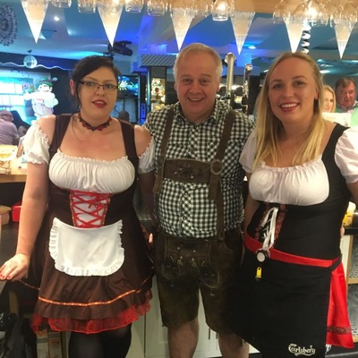 Octoberfest Weekend